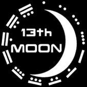 13th Moon Records logo