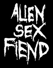 Alien Sex Fiend logo